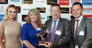 Spies Hecker nomeada Marca de Tinta do Ano de 2018 nos Irish Auto Trade Awards
