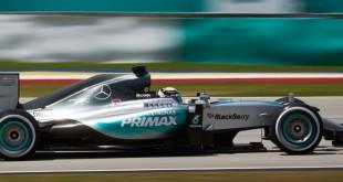 Cor especial da Spies Hecker campeã na Fórmula 1