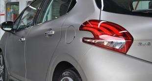 Spies Hecker divulga dicas para cores texturadas da Peugeot