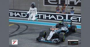 Spies Hecker congratula-se com o título da Mercedes