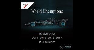 Saiba qual foi o contributo da Spies Hecker para o título da Mercedes na F1 em 2017