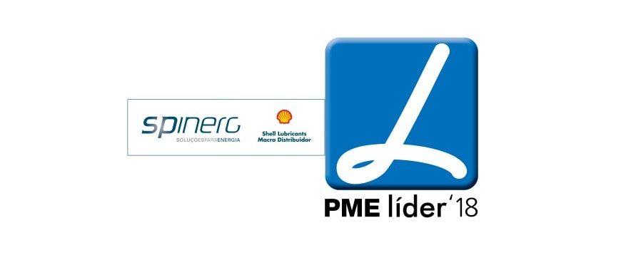 Spinerg recebe estatuto PME Líder 2018