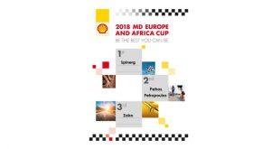 Spinerg no primeiro lugar dos Macro Distribuidores Shell do Sul da Europa