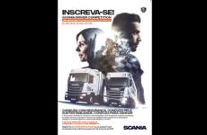 Regressa o campeonato de condutores Scania