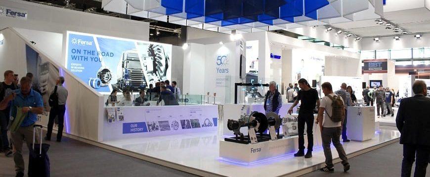 Fersa faz retrospetiva positiva da presença na Automechanika Frankfurt