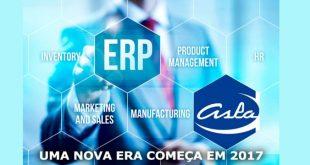 Stand Asla instala ERP da Inforap