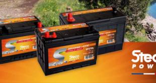 PBS disponibiliza novas gamas de baterias Steco Power