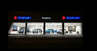Nova oficina Suzuki em Lisboa