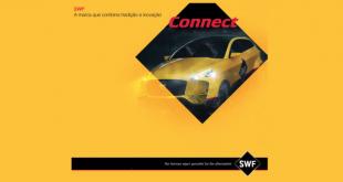 Alecarpeças disponibiliza escovas SWF Connect