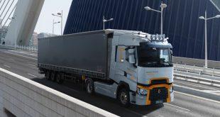 Renault Trucks e Galius lançam modelo T de 2019