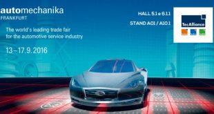 TIPS 4Y com a TecAlliance na Automechanika Frankfurt 2016