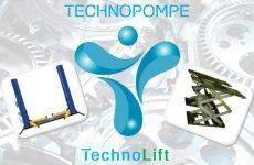 Technopompe disponibiliza elevadores Technolift
