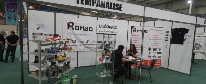 Tempanálise apresenta novo site no Salão Nacional do Transporte