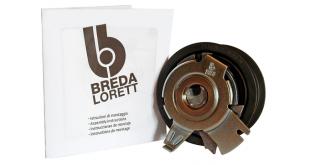 Breda Lorett leva tensores de correia automáticos à Automechanika 2018