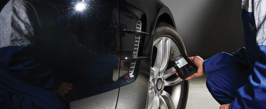 Texa lança TPS 2 para trabalhar pneus