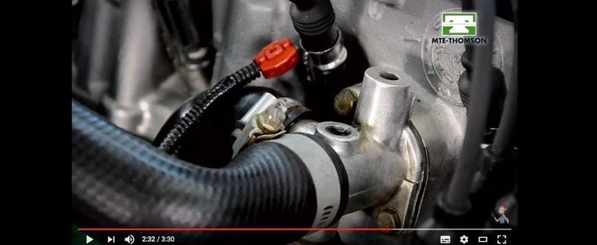 Sabe instalar corretamente o líquido de arrefecimento? (Video técnico)