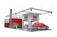 Herth+Buss com novo stand na Automechanika