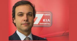 """""""A nossa taxa de fidelização num parque circulante a 6 anos atinge valores superiores a 75%"""", Tiago Carvalho, Kia"""