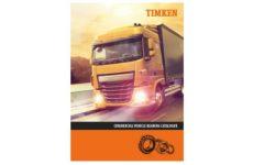 Timken apresenta catálogo de rolamentos para pesados