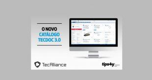 TIPS 4Y anuncia lançamento do novo Catálogo TecDoc 3.0