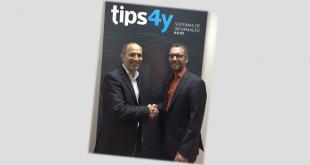 TIPS 4Y comercializa TecRMI e aborda segmento de frotas de ligeiros