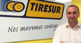 Vitor Magano novo Sales Manager da Tiresur