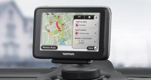 TomTom lança mapas em tempo real
