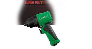 Nova chave de impacto 1/2″ Super Duty da TopTul