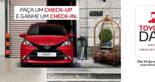 """Toyota organiza primeiro """"Toyota Day"""" e dinamiza pós-venda"""