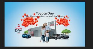Toyota realiza dia especial para o Pós-Venda