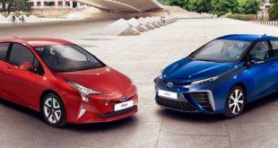 Toyota vai investir na eletrificação de toda a gama Toyota e Lexus