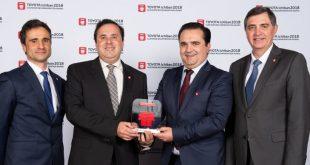 Concessionário Macedo & Macedo distinguido pela Toyota Motor Europe