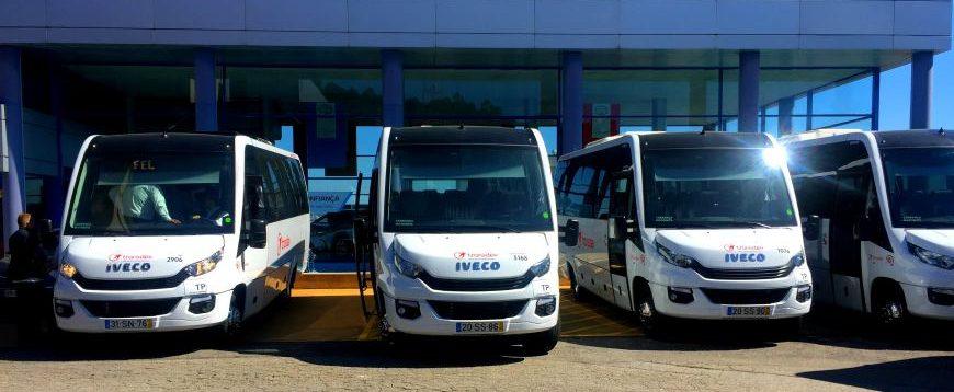 Transdev Portugal adquire miniautocarros à CaetanoBus
