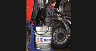 Liqui Moly eleita melhor marca de óleo para pesados