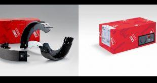 Maxilas de travão da TRW com novo design