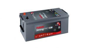 Nova bateria StrongPro para pesados da Exide (Tudor)