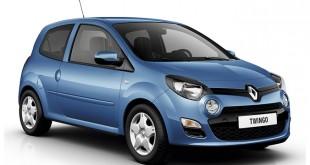 Campanha de recolha à oficina do Renault Twingo III
