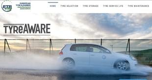 Fabricantes de pneus lançam campanha TyreAWARE