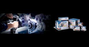 Bosch amplia a gama de Motores de Arranque e Alternadores Unipoint