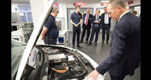 Novo centro de inovação GKN dedicado aos veículos eléctricos