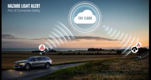 Volvo Cars e Volvo Trucks partilham segurança conectada