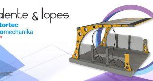 Valente & Lopes leva inovação portuguesa à Motortec