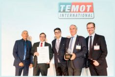 Valeo Service recebe prémio da Temot como Fornecedor do Ano
