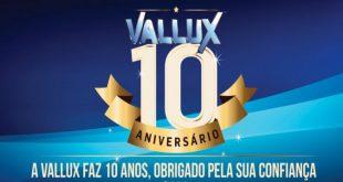 Vallux vai estar presente na Mecânica 2016