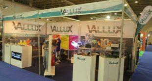 Vallux marca presença no Expomecânica 2018