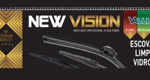 Vallux apresenta nova gama de escovas New Vision