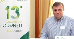 Metais Jaime Dias venceu prémio de desempenho Valorpneu