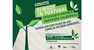Exposição Remade in Portugal apresenta prémio inovação Valorpneu
