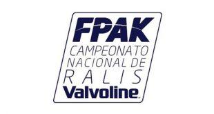 Valvoline patrocina Campeonato Nacional de Ralis