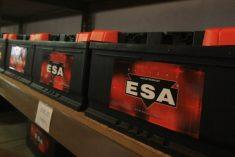 ESA Baterias lançou serviço de manutenção de baterias veículos elétricos e híbridos